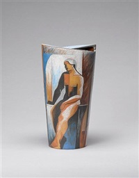 a vase by carmen collell