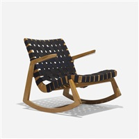 rocking chair by ralph rapson