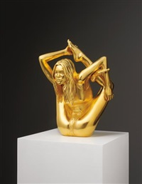 maquette for siren by marc quinn