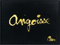 angoisse by ben