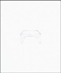 il tavolo-memoria 3 by tino stefanoni