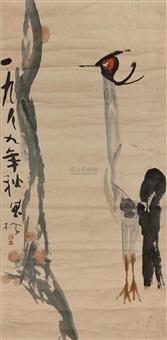 水禽图 by bai desong