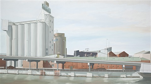 behind the silos by stephen bush