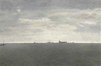 spithead jubilee review by richard eurich