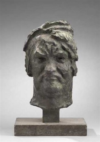 Honoré De Balzac By Fritz Behn On Artnet