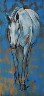 walking horse by con campbell