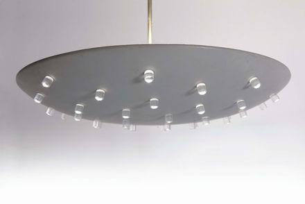 Lampada da soffitto by angelo lelii on artnet
