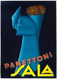 panettoni sala by frederico seneca