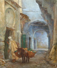 ruelle orientale by charles leon godeby