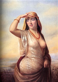 oryantal güzel by alexandre svoboda