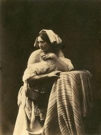 modèle de femme en italienne by julien vallou de villeneuve
