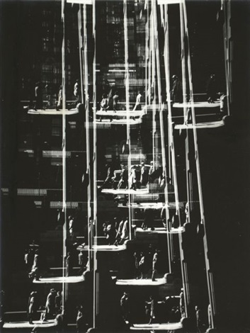 chicago loop by harry callahan