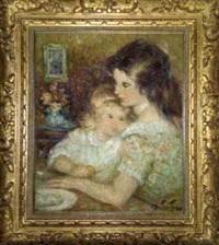 maternité by pierre eugène duteurtre