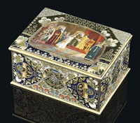 box by peter carl fabergé