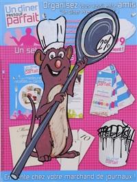 ratatouille by freddish