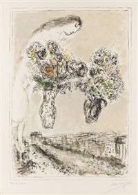 der triumphbogen by marc chagall