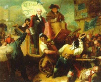 soliciting a vote by robert william buss