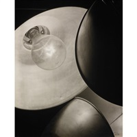 untitled (composition with lights) by gordon h. coster