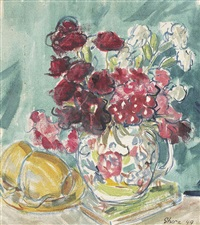 untitled (still life) by arnold joseph victor shore