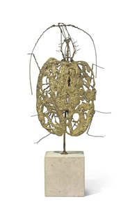 la mandoline ou la cigale by germaine richier
