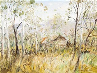 bush cottage by celia perceval