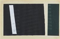 seta nera by agostino bonalumi