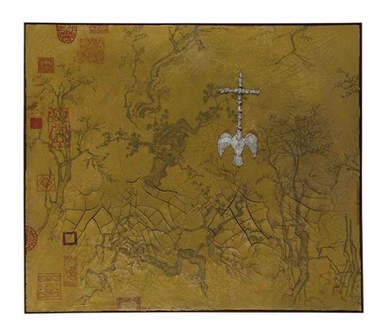 paisagem chinesa espírito santo chinese landscape holy spirit by adriana varejão