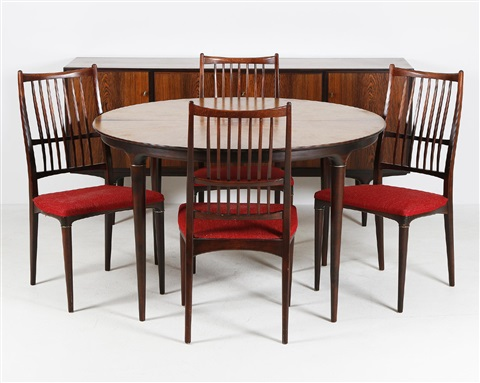 Dining Room Furniture Set Modell Cortina By Svante Skogh