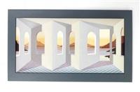 windows on the world by patrick hughes