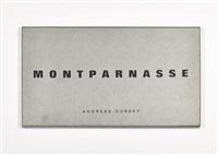 montparnasse (2 bks) by andreas gursky