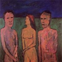three figures by douglas thomson
