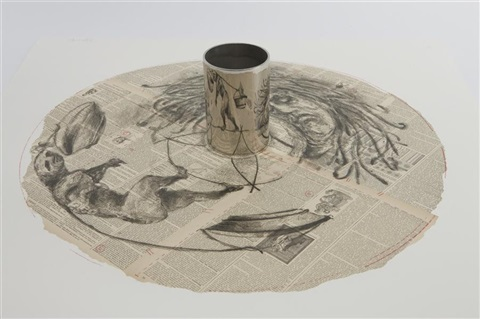 medusa by william kentridge