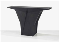 cycladic console by ed weinberger