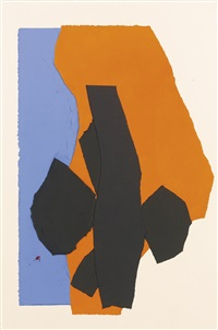 summertime: delos by robert motherwell
