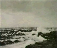 seascape by charles grant davidson
