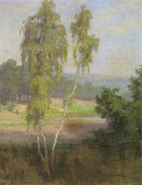 landschaft by wilhelm legler