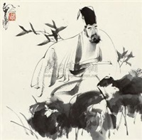 人物 by dai wei