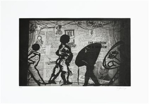 the nose by william kentridge