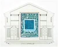 histoire de l'architecture - temple n°26 by roland sabatier