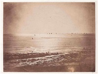 marine, normandie by gustave le gray