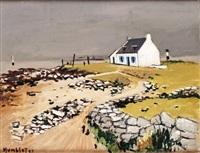 la maison blanche, en bretagne by robert humblot