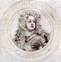 bildnis des john churchill duke of marlborough by john faber the elder
