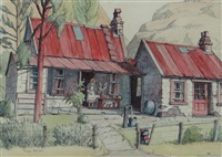 arrowtown cottage by peggy spicer