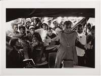 desmond tutu, transvaal, south africa by ian berry