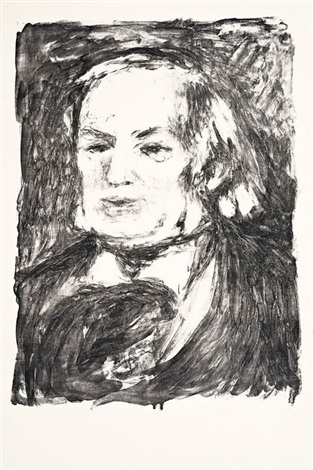 richard wagner by pierre auguste renoir