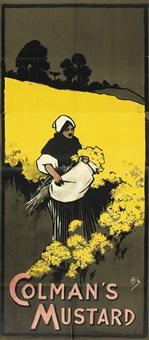 colman's mustard by john hassall