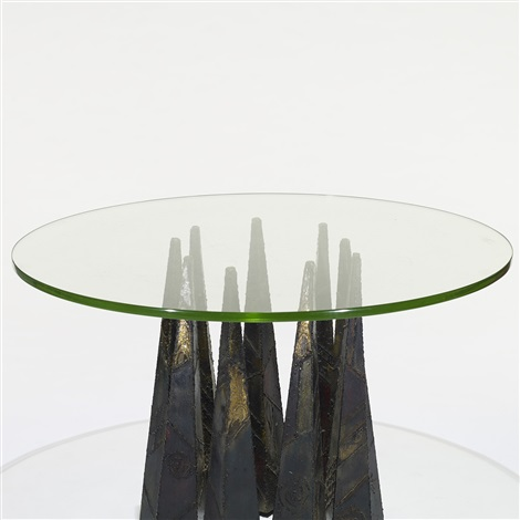 dining table model pe 46 by paul evans