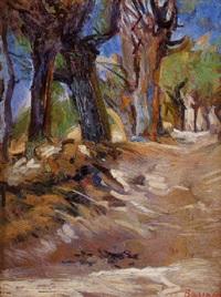 paisaje de aralar by jesús basiano