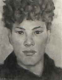 portrait d'olivier larronde by nora auric