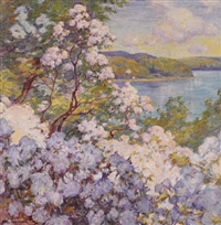 laurel, hamburg cove by william chadwick